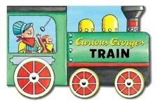 Curious Georges Train (mini movers shaped board b