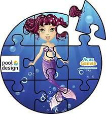 Pool Spiele, Unterwasser Spiele, Puzzle, Pool, Spiele, Aqua Games, Tauchspiele