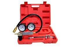 Cylinder Leak-Down Tester Leakage Leak Detector Engine Compression Tester Gauges