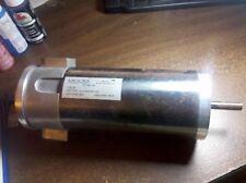 Moog DC Motor C34-L80W40M007-003 C34 72V 0.16HP