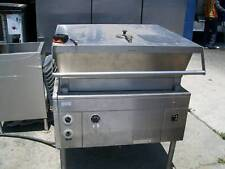 Brazing Pan, Electric, 3 Phase, All Stainless Steel,Ready,900 Items On E Bay