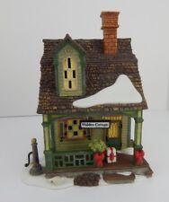 Dept 56 New England Village Walden Cottage Only #56659 Good Condition