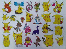 KIDS Temporary Tattoo POKEMON Great for Party Bags