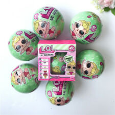 8X LOL Lil Outrageou 2 Layer Surprise Ball Series 1 Doll Mystery Ball Xmas Gift