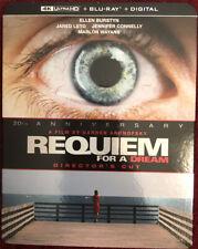 Requiem For A Dream (4K Ultra Hd + Blu-ray) Aronofsky Leto No digital Copy