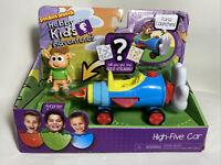 Pocket Watch Hobby Kids Adventures Hand Launches High-Five Car Figure Set