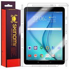 "Skinomi FULL BODY Clear Skin+Screen Protector For Samsung Galaxy Tab S3 9.7"""