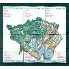 Vatican 1986 - Mi. n. 883/888 - Patrimoine Mondial