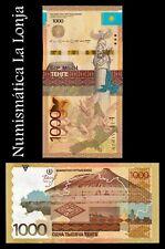 B-D-M Kazajistan Kazakhstan 1000 Tenge 2014 Pick 45a SC UNC