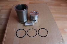 1 Satz-Zylinderlaufbuchsen mit Kolben + Befestigung Multicar M24 M25 IFA DDR