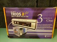 VIntage Romtec Trios II plus multi drive Selector Switch in box SE-306T7