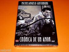 CRONICA DE UN AMOR - Cronaca di un amore - Lucía Bosé - Precintada