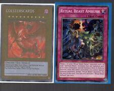 Yugioh Card - Ritual Beast Ambush SECE-EN074