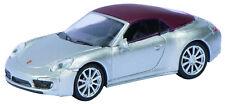 Schuco Edition 1:87 4525617000 Porsche 911 CARRERA S Cabrio Chiuso Ho Nuovo