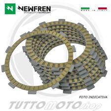 F.2716 KIT 8 DISCHI FRIZIONE NEWFREN KAWASAKI W 800 ABF ( EJ 800 ) 2011 - 2012
