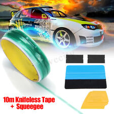 10m(33ft) Knifeless Tape + Squeegee Car Vinyl Wrap Film Sticker Decal Wrapping