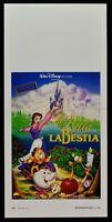 Plakat Die Schöne und Bestie Walt Disney Animation Zeichentrickfilm Poster N55