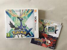 Pokémon X (Nintendo 3DS, 2013)