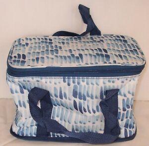 Blue Cooler Bag/Lunch Bag