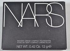 NARS Radiant Cream Compact Foundation SIBERIA 12g/0.42oz New in BOX
