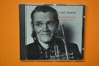 "Chet Baker - My Favourite Songs - The Last Great Concert CD ""See 9 pics"""