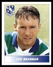 Panini Football League 95 - Ged Brannan (Tranmere Rovers) No. 306
