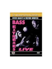 Bass Extremes Live DVD Learn to Play Present Gift Metal Bass Guitar MUSIC DVD