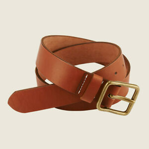 Red Wing Heritage Chrome Tanned Leather Belts (96500, 96501, 96502, 96503)
