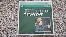 "Schubert/ Furtwängler -  Sinfonia N. 7 D.944 ""Grande"" Vinyl LP"