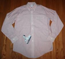 NWT Brooks Brothers Mens Classic Fit Non-Iron Stripe Dress Shirt 14 1/2 34 *4T