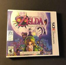 The Legend of Zelda [ Majora's Mask 3D ] (3DS) NEW