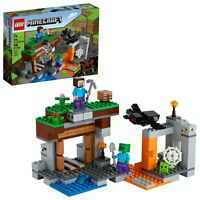 LEGO 21166 MINECRAFT THE ABANDONED MINE 248 Pieces Brand New