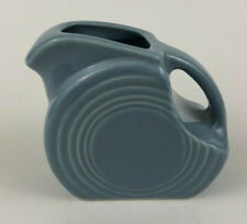 FIESTAWARE Periwinkle Blue Mini Disk Pitcher Fiesta Mini Disc Pitcher