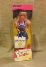 Barbie *Shopping Time Barbie Walmart Special Edition 1997 #18230 MIB NRFB NEW