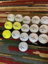 Callaway Golf Balls. 16 Count
