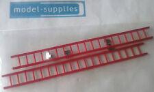 TRIANG MINIC 62m Autopompa riproduzione scale in plastica con clip TIN Set