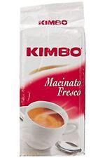 Caffè Macinato Fresco 12x250 gr - Kimbo
