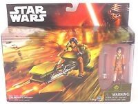 Star Wars Rebels Ezra Bridger Action Figure with Speeder, NEW In Box