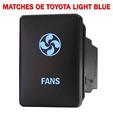 Push switch 973NB 12volt For Toyota OEM FANS Tacoma LED NEW BLUE