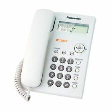 new Panasonic KX-TSC11W Integrated Telephone System single line corded KX-TSC11
