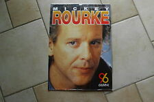 Mickey Rourke Kalender 1996,ovp in Folie, 42 x 30 cm Posterkalender