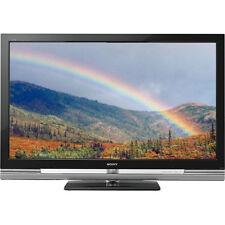 "Sony BRAVIA 52""  HD TV Flat Screen MINT CONDITION $2,400 NEW!"
