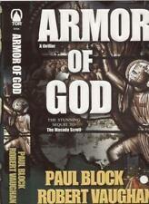 Armor of God by Paul Block & Robert Vaughan - a thriller