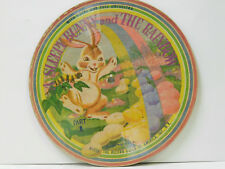 Record Guild Of America (picture - cardboard disc) 78 A Sleeping Bunny & The VG