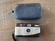 Leica Mini 3 Summar 3.2 32mm Incl Leather Bag
