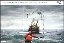 Iceland 2012 Boats/Ships/Helicopter/Rescue/Aircraft/Transport 1v m/s (n42280)
