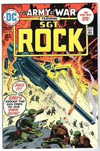 Our Army at War with Sgt. Rock #277, Very Fine Condition