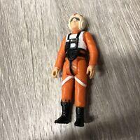 Vintage Luke Skywalker X-Wing Pilot Star Wars Kenner 1978 Action Figure