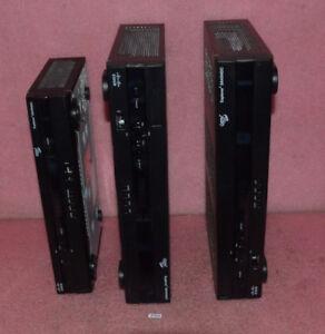 3 Cisco Digital Home Communications Terminal Explorer Model 8640HDC And 4640HDC.