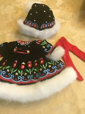 Tonner's Ann Estelle Outfit Santa's Little Helper Mint Tagged